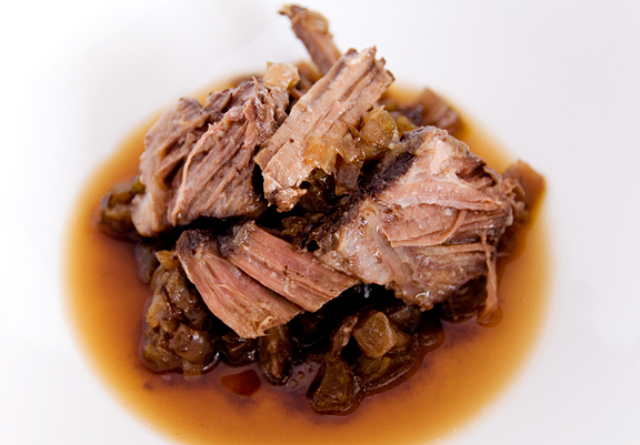 Petite Sirah Braised Pot Roast
